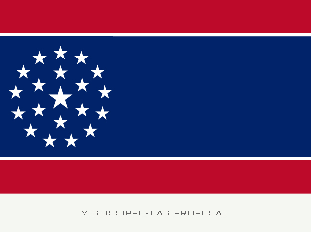 Design for Mississippi by DYEPEZ.CO